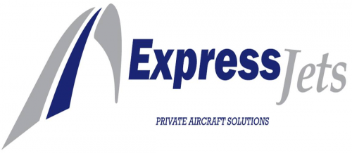 Logo for Express Jets'