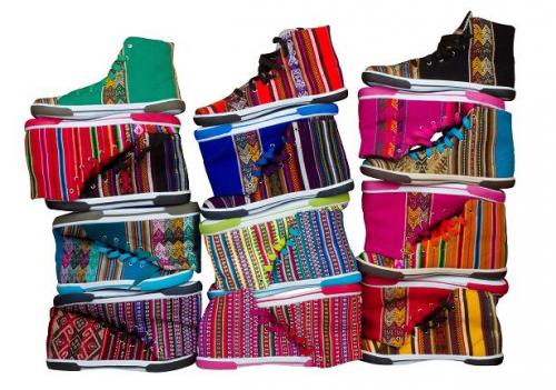 Inkkas Shoes'