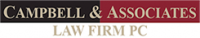 CAMPBELL AND ASSOCIATES LAW FIRM, P.C. Logo
