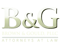 Company Logo For BROWN AND GOULD, PLLC'