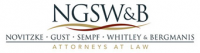 NOVITZKE, GUST, SEMPF, AND WHITLER Logo