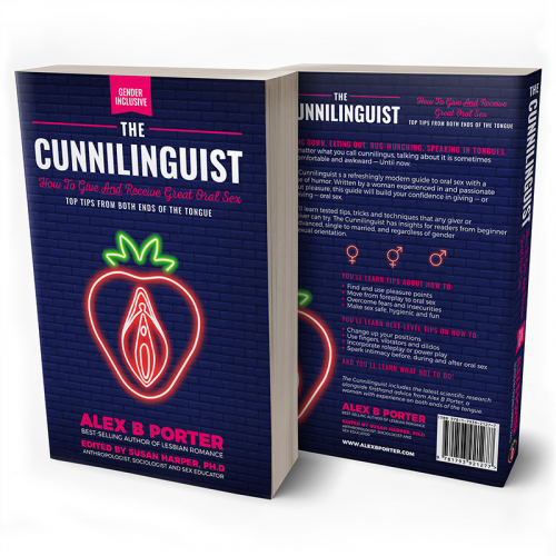 The Cunnilinguist book (square)'