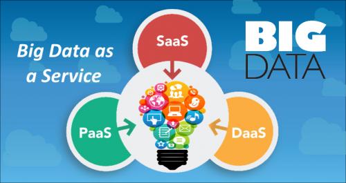 Big Data as a Service (BDaaS)'