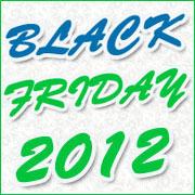 Black Friday 2012 Deals'
