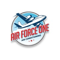 Company Logo For Air Force One Air Conditioning'