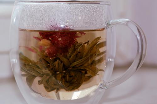 Flowering Tea'