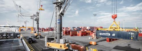 Port Equipment Market'