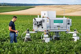 Agriculture Robot Market'