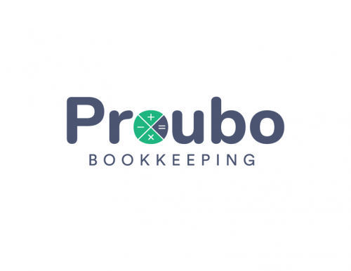 Company Logo For Proubo Bookkeeping'
