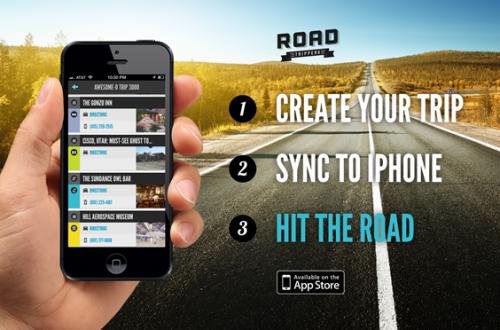 RoadTrippers App'