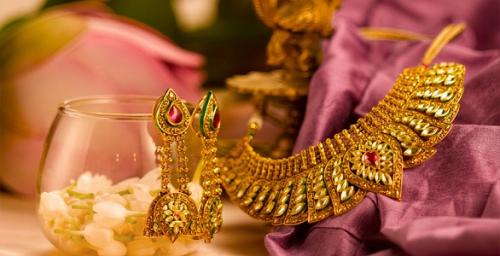 Gold Jewelry market'