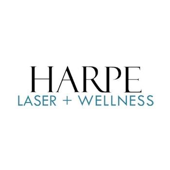 Company Logo For Harpe Laser + Wellness'