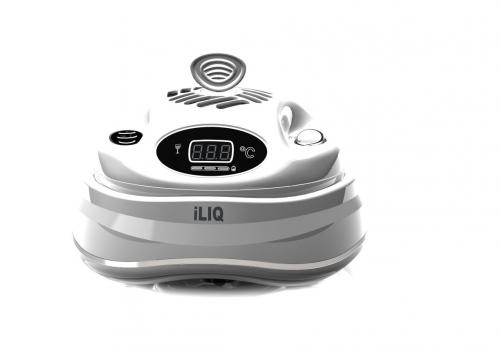 iLIQ Announces Kickstarter'