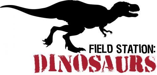 Company Logo For Field Station: Dinosaurs'