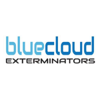 Blue Cloud Exterminators Logo