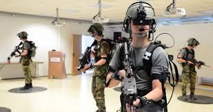 Global Military Virtual Training Market'