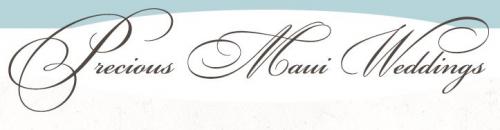 Company Logo For Precious Maui Wedding Planners'