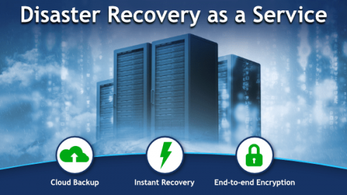 Disaster Recovery as-a-Service'