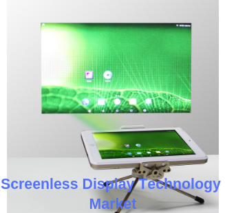 Contemporary Features of Screenless Display Technology Marke'