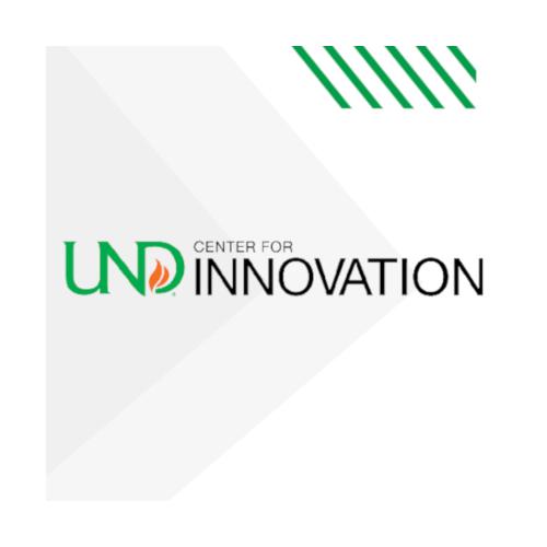 Company Logo For UND Center for Innovation'