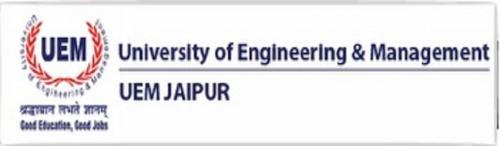 Company Logo For UEM Jaipur'