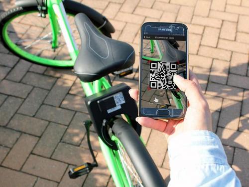 Smart Bike Sharing Market'