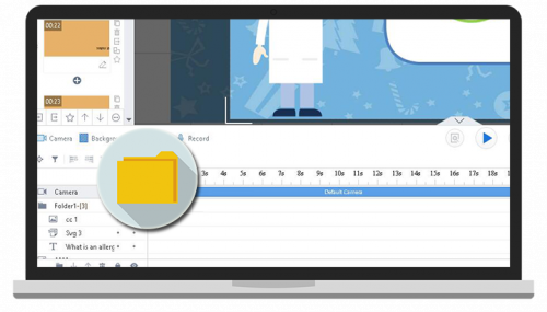 animated video making software'