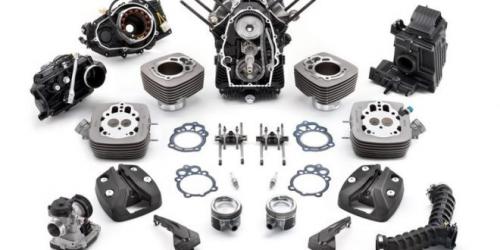 Motorcycle Parts Market'