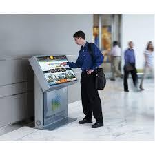 Interactive Kiosk Market'