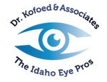 Idaho Eye Pros | Eye Doctor | Optometrist Logo