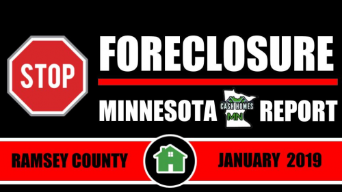 Stop Foreclosure MN Report - Ramsey County Edition'