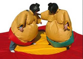 Sumo Suits to Hire'