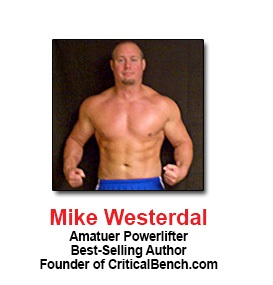 Mike Westerdal'