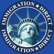 Logo for ImmigrationDirect'