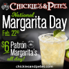 National Margarita Day'