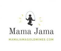 MamaJamaGoldMines.com Logo
