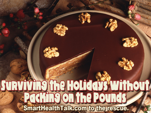 Surviving the Holiday Without Packing on the Pounds'