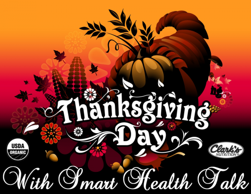 Thanksgiving with Smart Health Talk'