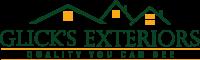 Glick's Exteriors Logo