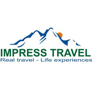 Logo - Impress Travel'