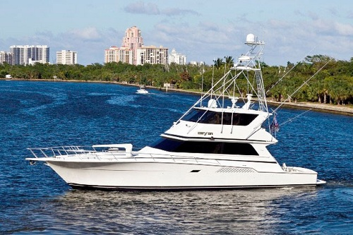 VIP fishing charters'