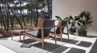 Teak Wood Outdoor Living Furniture