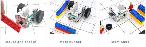 ActivePuzzle robot models'