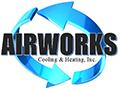 Airworks Cooling & Heating, Inc. Logo