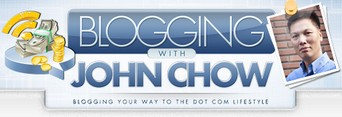Blogging With John Chow'