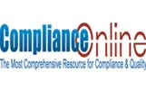 Logo for ComplianceOnline'