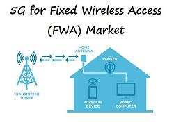 5G Fixed Wireless Access (FWA) Market'