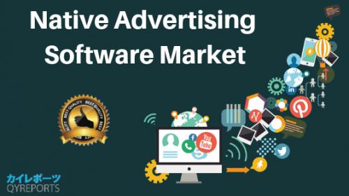 Native Advertising Software Market'
