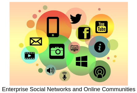 Future Analysis on Global Enterprise Social Networks and Onl'