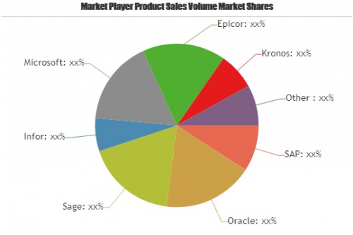 Cloud ERP Software Market to Witness Huge Growth by 2025'